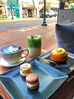 Kin Coffee Bar - FILE PHOTO BY BETH GIUFFRE