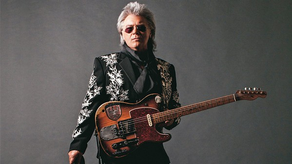 LEGEND Country superstar Marty Stuart plays the Fremont Theater on Sept. 29, bringing with him more than five decades of performance experience. - PHOTO COURTESY OF MARTY STUART