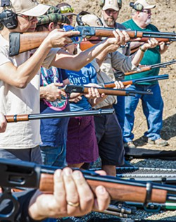 GUN LAWS Morro Bay passed a new ordinance that requires gun owners to either secure, carry, or be able to readily retrieve their firearms at home. - FILE PHOTO BY JAYSON MELLOM