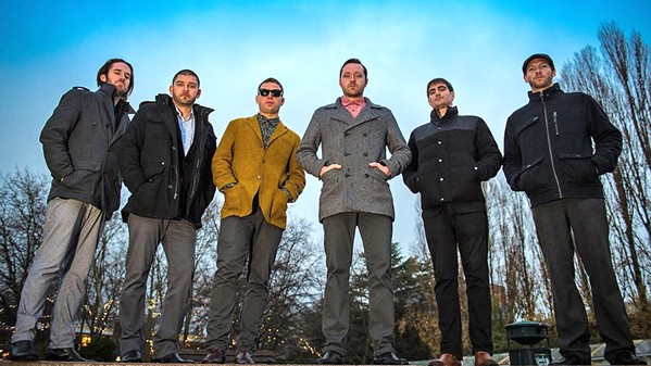 CALI SOUL The Monophonics bring their psyche-rock and soul sounds to The Siren on Oct. 2. - PHOTO COURTESY OF THE MONOPHONICS