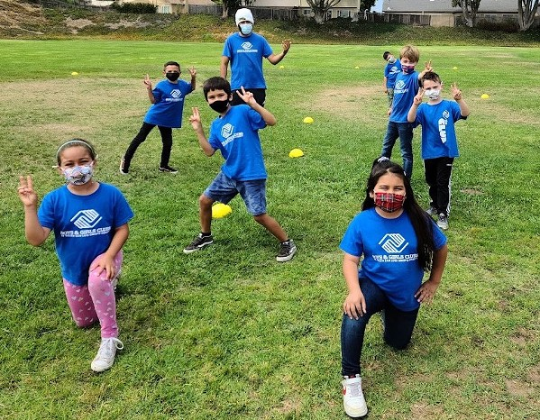 DEEPLY INVESTED The Boys and Girls Club plans to boost after school programs for Grover Beach with its share of the ARPA grant. - COURTESY PHOTO OF BOYS AND GIRLS CLUBS OF SOUTH SAN LUIS OBISPO COUNTY