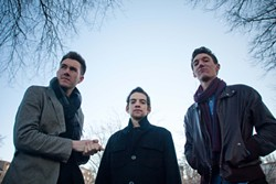 SAY IT LOUD!:  Reno-based soul-funk power-trio the Mark Sexton Band plays on Nov. 19 at Frog and Peach. - PHOTO BY CHRIS WALSTAD