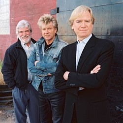 THE END IS NEAR:  Vina Robles Amphitheatre closes out its inaugural season with famed rock act The Moody Blues on Oct. 29. - PHOTO COURTESY OF THE MOODY BLUES