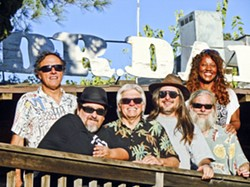 BEYOND BLUES:  On their new album, Second Opinion, Dr. Danger crosses their blues borders into fresh territory, as you'll discover if you attended their Aug. 1 CD release party at Marie Callender's. - PHOTO COURTESY OF DR. DANGER