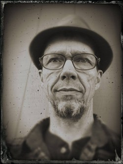 MOOLA MAN:  Stuart Mason of Los Osos used his tech wizardry and online marketing skills to quickly raise cash for his next solo CD. - PHOTO COURTESY OF STUART MASON