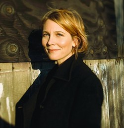 SWEETHEART :  Vocalist Inga Swearingen and the Real Time Jazz Group play Aug. 12 at St. Benedict's Church. - PHOTO COURTESY OF INGA SWEARINGEN