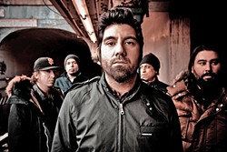 ALT-METAL MASTERS:  Sacramento alt-metal band Deftones play Vina Robles Amphitheatre on Oct. 30. - PHOTO COURTESY OF DEFTONES