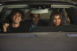 ROAD TRIP:  The opening film of the San Luis Obispo International Film Festival, 'The Road Within,' follows three 20-somethings on a journey of self-discovery and friendship. - PHOTO COURTESY OF SLOIFF