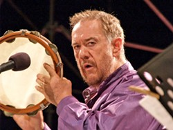 HE'S GOT RHYTHM! :  World-renowned percussionist Airto Moreira will headline a show at Avila Beach Golf Resort on July 8. - PHOTO COURTESY OF AIRTO MOREIRA