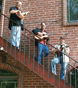 SUMMER FUN IN THE SUN :  Celtic act Sligo Rags headlines the Aug. 10 Village Summer Concert Series at the Rotary Bandstand on the Village Green in the Historic Village of Arroyo Grande. - PHOTO COURTESY OF SLIGO RAGS