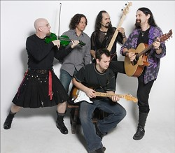 THE CELTS ARE COMING :  Tempest is one of several acts playing the 19th Annual Stone Soup Music Festival Aug. 28 and 29 in Grover Beach. - PHOTO COURTESY OF TEMPEST