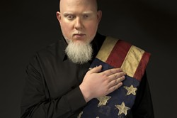KEEN OBSERVER :  Prolific rapper Brother Ali kicks off a national tour called Mourning in America on Sept. 12 at SLO Brew.