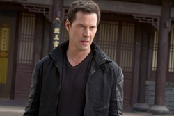 MAN OF TAI CHI:  Keanu Reeves' directorial debut Man Of Tai Chi played at one of Fantastic Fest's Secret Screenings. - PHOTO COURTESY OF FANSTASTIC FEST