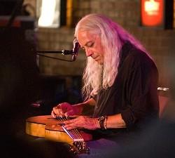 GUITAR GOD TOO :  Grammy Award-winning guitarist Ed Gerhard returns on July 12 to Coalesce Bookstore. - PHOTO COURTESY OF ED GERHARD