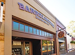 DOWNTOWN BREW:  Paso Robles-based BarrelHouse Brewing Company will open a 1,600-square-foot taproom in downtown SLO on Chorro Street. - PHOTO BY KAORI FUNAHASHI