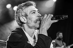 SPIRITUAL AWAKENING :  Matisyahu started his career as a Hasidic Jew toasting raps celebrating traditional Judaism over Jamaican-style dancehall beats. See what he's up to now on Nov. 10 at the Fremont Theater. - PHOTO BY DN PHOTOS