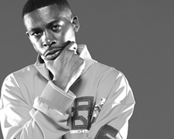 GZA IN THE HOUSE :  The Wu-Tang Clan's GZA plays SLO Brew on Sept. 27. - PHOTO COURTESY OF GZA