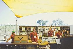 CALI BREWED:  Toro Brewing Company will debut a new beer at this year's Beaverstock. - PHOTO COURTESY OF CASTORO CELLARS