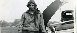 TAKE OFF!:  Produced by Nancy Spielberg (Steven's sister), 'Above and Beyond' presents the thrilling true story of the few Jewish-American pilots who came to Israel's aid during the 1948 War of Independence. - PHOTO COURTESY OF KATAHDIN PRODUCTIONS