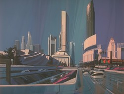 ARTWORK BY SYD MEAD