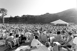 JOIN THE CROWD :  It's the Summer of Love when the SLO Symphony joins Louie Ortega for the 20th annual Pops By the Sea on Sept. 4 at the Avila Beach Golf Resort. - PHOTO COURTESY OF SLO SYMPHONY