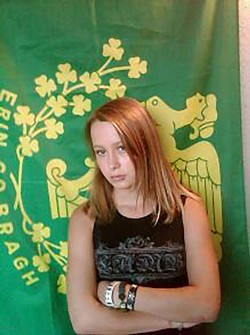 DYING YOUNG :  Fifteen-year-old Dystiny Myers left behind a MySpace account that's been mostly inactive since her murder. - MYSPACE IMAGE