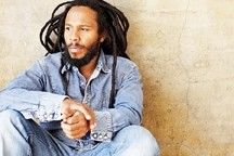 HEART OF A LION:  Ziggy Marley brings his socially conscious, big-hearted reggae to the Fremont Theater on Nov. 10. - PHOTO COURTESY OF ZIGGY MARLEY