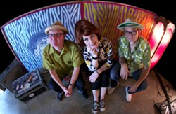 DEEP FRIED! :  On Sept. 27, one of my favorite live acts, Southern Culture on the Skids, returns to SLO Brew to lay down some swampy country rock. - PHOTO COURTESY OF SOUTHERN CULTURE ON THE SKIDS