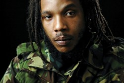 """MARLEY! :  Stephen Marley and his brother Damian """"Jr. Gong"""" Marley play Avila Beach Resort on June 23. - PHOTO COURTESY OF STEPHEN MARLEY"""