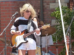 BLACK ATTACK:  As part of Songwriters at Play's final weekend of music, Kristin Black plays Sculpterra Winery on Sunday, Dec. 27. Show starts at 1 p.m. - PHOTO COURTESY OF KRISTIN BLACK