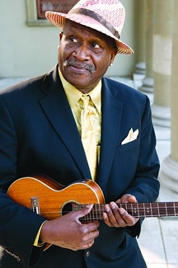 BLUES LEGEND :  Legend and bluesman extraordinaire Taj Mahal plays Oct. 20 in the Performing Arts Center's Cohan Center. - PHOTO COURTESY OF CAL POLY ARTS