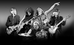 DOUBLE TAKE :  Aerosmith returns to the Mid-State Fair on July 26. Will they fill the Main Grandstand even though they were here just a couple years ago? - PHOTO COURTESY OF THE CALIFORNIA MID-STATE FAIR