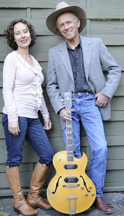 SWINGERS! :  You've got to catch the swingin' western sounds of the Swingin' Doors on Aug. 5 at the Avila Bay Club. - PHOTO COURTESY OF SWINGIN' DOORS
