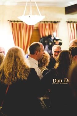 Dan Dow. - PHOTO BY HENRY BRUINGTON