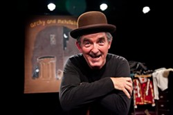 HE'LL BRING BROADWAY TO YOU :  Showman extraordinaire Gale McNeeley brings his Broadway-inspired shtick to the Steynberg Gallery on Jan. 25 as part of Steve Key's Songwriters at Play showcase. - PHOTO COURTESY OF GALE MCNEELEY