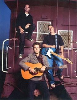 A BEAUTIFUL MESS:  The Shamblers' new album Steps Toward Home is not a shambles: It's awesome! Check out their album release party on July 11 at Downtown Brew. - PHOTO COURTESY OF THE SHAMBLERS