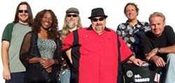 FEEL THE DANGER :  Dr. Danger will release their debut album on Feb. 19 during the SLO Xtreme Beers Festival at the SLO Vets Hall. - PHOTO COURTESY OF DR. DANGER