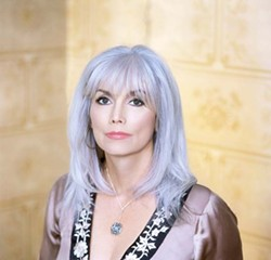 THE QUEEN OF COUNTRY :  Emmylou Harris and her Red Dirt Boys at the Clark Center on Oct. 7. - PHOTO COURTESY OF EMMYLOU HARRIS