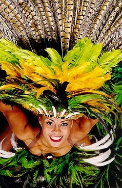 BALE FOLCLORICO DA BAHIA :  March 8, 7:30 p.m. $16-$42. Info: balefolcloricodabahia.com.br/eng. - PHOTO COURTESY OF CAL POLY ARTS