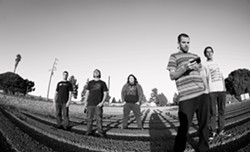 IRIE NATION! :  Iration headlines a three-act show at the Alex Madonna Expo Center on Sept. 15. - PHOTO COURTESY OF IRATION