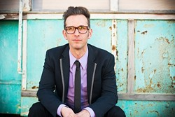 ROAD WARRIOR:  Singer-songwriter Jody Mulgrew will play two shows this week: Nov. 1 at The Wise Owl and Nov. 2 at the Steynberg Gallery. - PHOTO BY BRITTANY APP