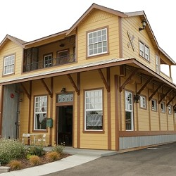 COZY :  Sustenance Cooking Studio in SLO is much more a charming social club than school. - PHOTO BY STEVE E. MILLER