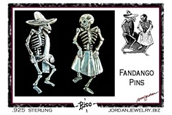 FANDANGO PIN:  BY RICHARD JORDAN - IMAGES COURTESY OF THE GALLERY AT THE NETWORK