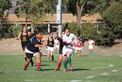 FOR THOSE ABOUT TO RUCK, WE SALUTE YOU:  Rugby teams from across the state will be competing against one another in San Luis Obispo. - PHOTO COURTESY OF SARA DECHANCE