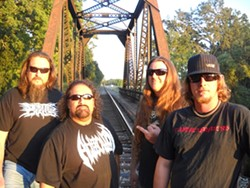 EXTREMELY WICKED :  Heavy metal act Facinorous will headline a three band metal show at Camozzi's on Feb. 11. - PHOTO COURTESY OF FACINOROUS