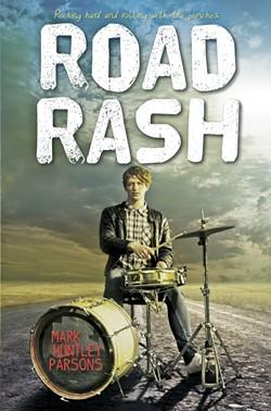 STICKS AND STONES:  Road Rash hit shelves on Feb. 11. - IMAGE COURTESY OF KNOPF BOOKS