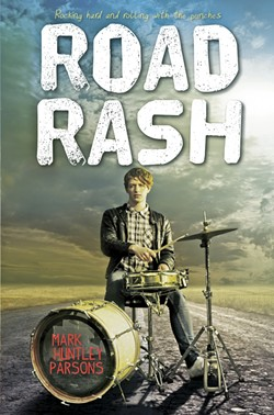 STICKS AND STONES:  Road Rash hit shelves on Feb. 11. - IMAGE COURTESY OF KNOPF BOOKS