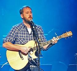 WINNER! :  Kerrville New Folk songwriting winner Andy Gullahorn plays June 14 at Kreuzberg. - PHOTO COURTESY OF ANDY GULLAHORN