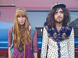 FEED THEM :  Golden Animals play the SLO Arts Center on April 18. - PHOTO COURTESY OF GOLDEN ANIMALS