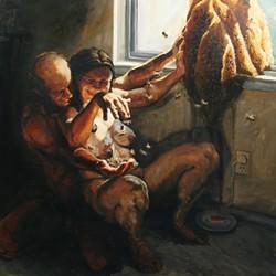 PATER NOSTER: MATER NOSTER: - ALL ARTWORK BY GUY KINNEAR